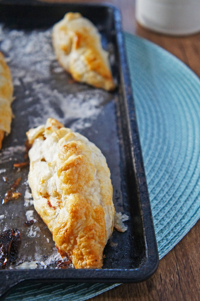 A comforting pasty filled with pork mince, chilli, lime and coriander