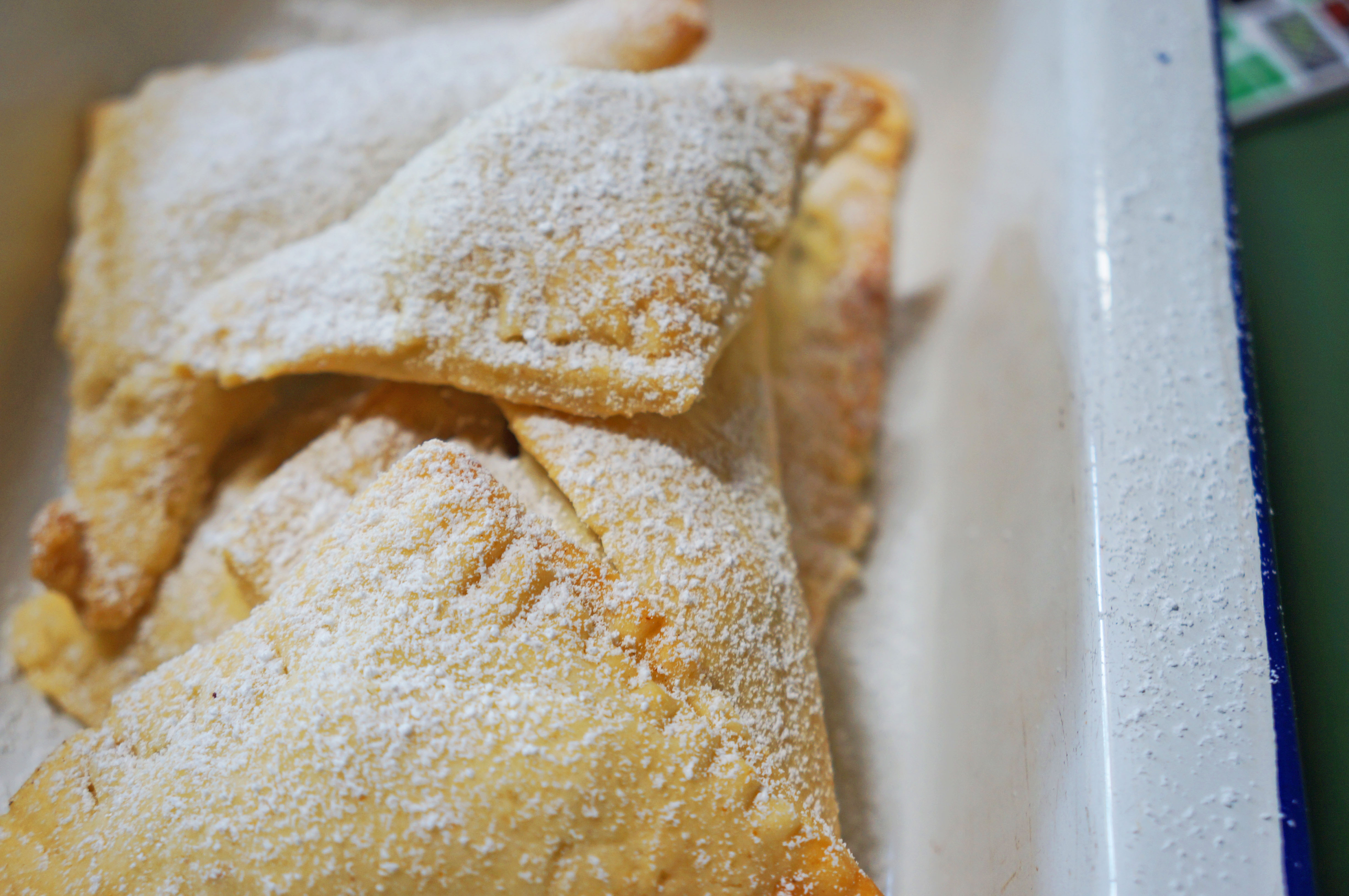 My take on Christmas fruit mince pies